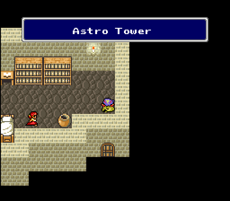 I'll admit, Astro Tower does sound like a cool name for say a dungeon or maybe some sort of amusement park ride
