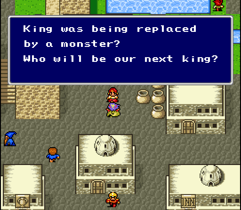 Ness's dog was replaced by a monster?! When did this happen?!