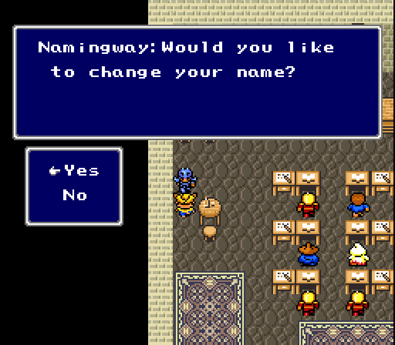 Final Fantasy IV Translation Comparison: Baron « Legends of