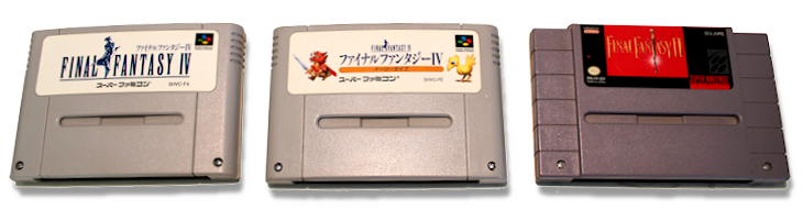 Final Fantasy II - We Don't Know the Meaning of 'Final'!