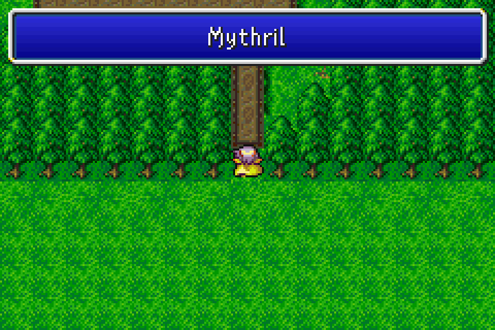 Mythril? Mithril? What am I doing with my life????