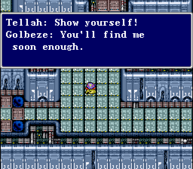 Fan translation Golbeze's motto: Ain't I a stinker?
