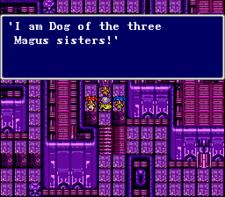 Who names their daughters Dog and Rag? WTF! Mag is okay I guess