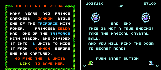 Did any little Japanese kids even understand that Zelda story?