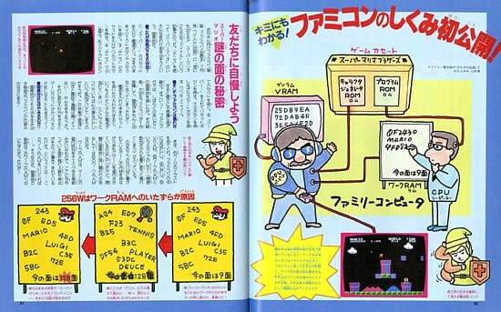 I wish I had the full scan of this to see what they're saying about Zelda