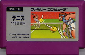 I liked the Game Boy game a lot because there was a trick to win every serve no matter what