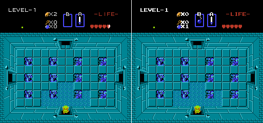 The Legend of Zelda Translation Comparison: Gameplay « Legends of