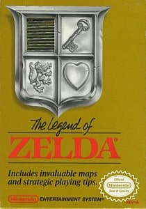 Teh Legend of Zelda has a different ring to it