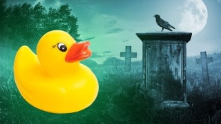 Digging Up Castlevania II's Graveyard Duck
