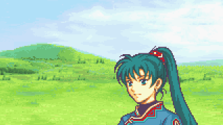 Does Lyn Talk Like a Country Gal in Japanese Fire Emblem?