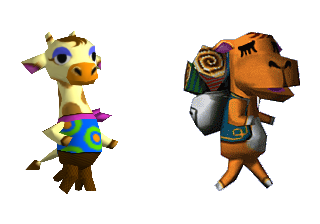 2 Characters in Animal Crossing Who Changed Gender in