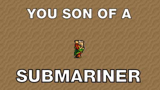 """How Kefka's Famous """"Son of a Submariner"""" Works in Japanese"""