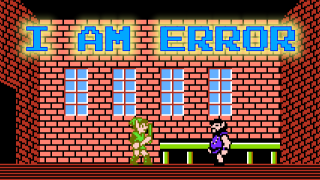 "What's Up with the ""I Am Error"" Guy in Zelda II?"