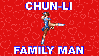 Chun-Li: The Family Man