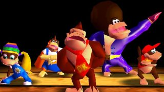 What's the Donkey Kong 64 Rap Like in Japanese?