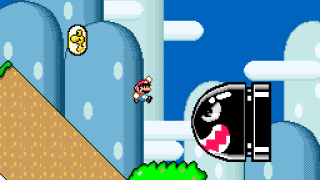 Super Mario Bros. 4 is Super Mario World