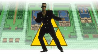 MC Hammer in a Zelda Game? Vanilla Ice in a Japanese RPG?