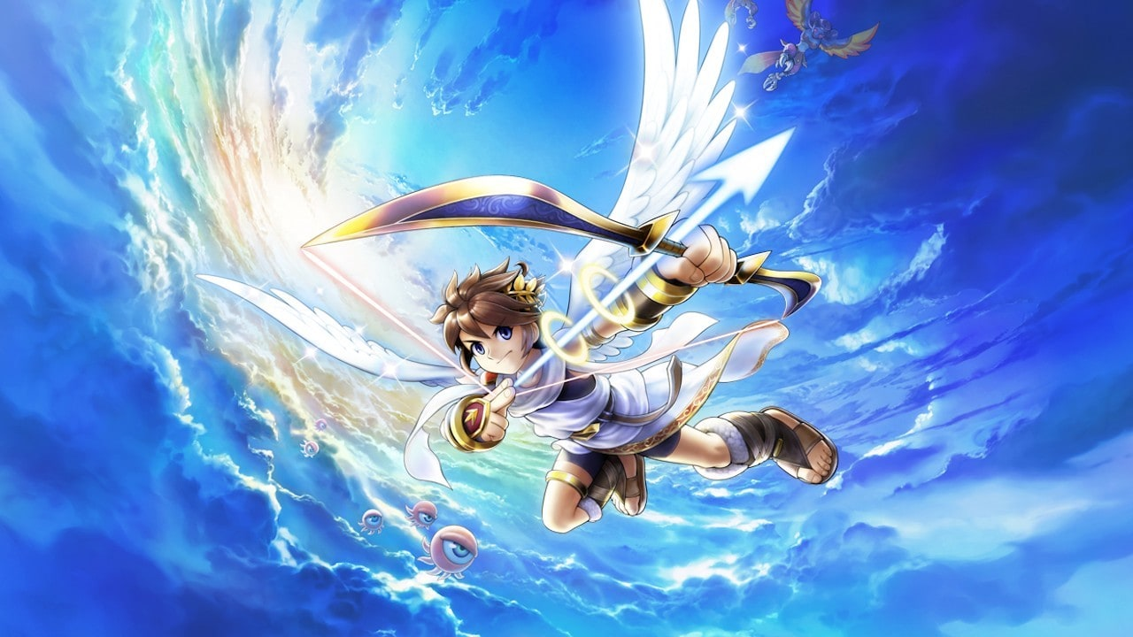Kid Icarus Game Over