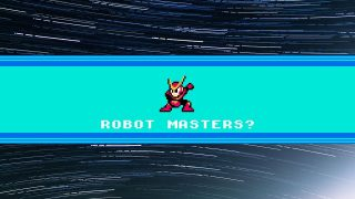 "What are Mega Man ""Robot Masters"" Called in Japan?"