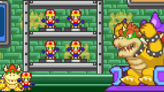 How Mario Party Advance's Comedy Routines Work in Japanese