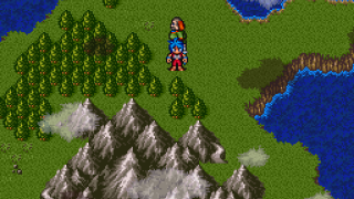 Is Breath of Fire II's Mt. Fubi a Reference to Mt. Fuji?