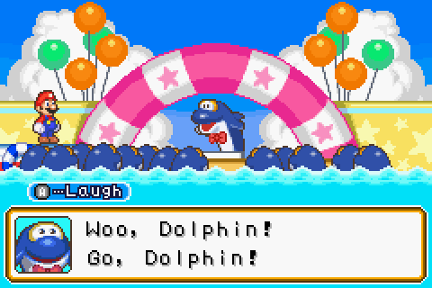 Dolphin is a dumb name except for the guy who fought Rocky in Rocky IV