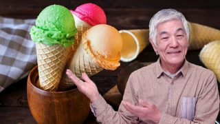 Let's Look at the Kanji & Ice Cream in Animal Crossing: New Leaf