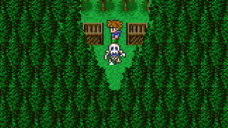 Why Does That Skeleton Man Cluck Like a Chicken in Final Fantasy V?