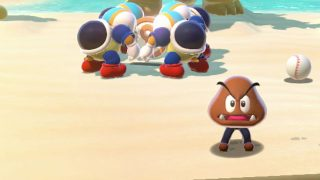 Do Mario and Friends Wear Goomba Corpses in Mario 3D World?!