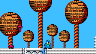 Does Japanese Mega Man Live in Monsteropolis?