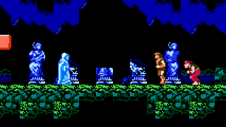 Is Syfa from Castlevania III Male or Female?