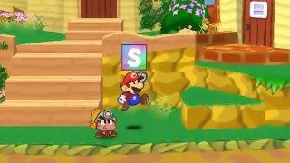 How a Simple Line in Paper Mario Became a Fire Emblem Advertisement