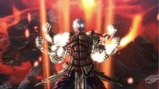 What Do These Squiggles in Asura's Wrath Say?