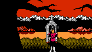Did Castlevania II's Endings Get Mixed Up in Japanese Too?