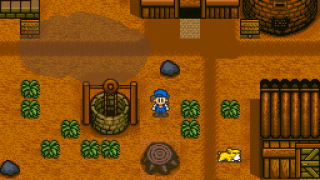 Is Harvest Moon Supposed to Have Lightening or Lightning?