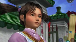 The Shenmue Girl Who Looks Like a Cat