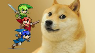The Latest Zelda Game is Such Doge