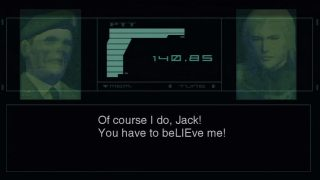 "Is This ""LIE"" Also In Japanese Metal Gear Solid 2?"