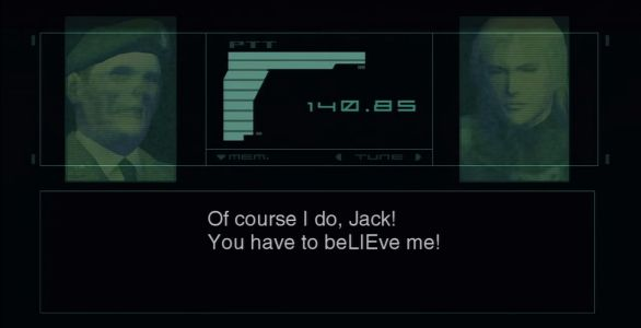 Image result for mgs2 colonel