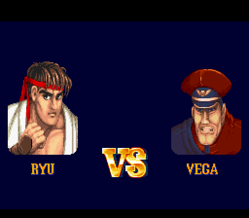 Seriously, they should've cast Jay Leno as Ryu for the Street Fighter movie, I can't unsee his face in this game