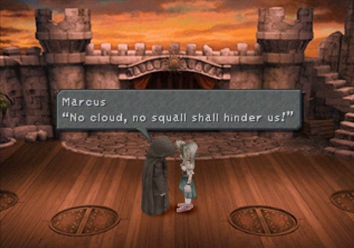 FF9 was okay when I first played it in 2000 but it just didn't feel very FF-y to me then, like it was kind of paint-by-numbers in many places. But now that FF games are even more different, I wonder what I'd think about FF9 today