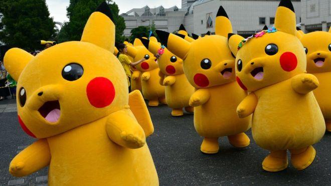 Why the plan to rename Pikachu has made Hong Kong angry