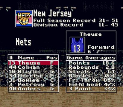 New Jersey Mets