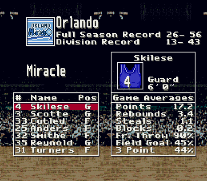 Orlando Miracle