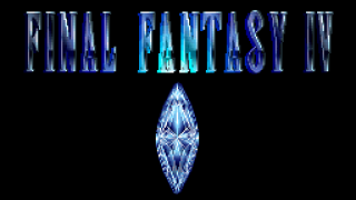 Final Fantasy IV (Japanese / English / Easy Type) [SFC/SNES]