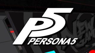 Persona 5 (English) [PS4]