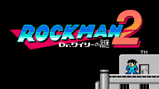 Mega Man II (Japanese / English) [FC/NES]