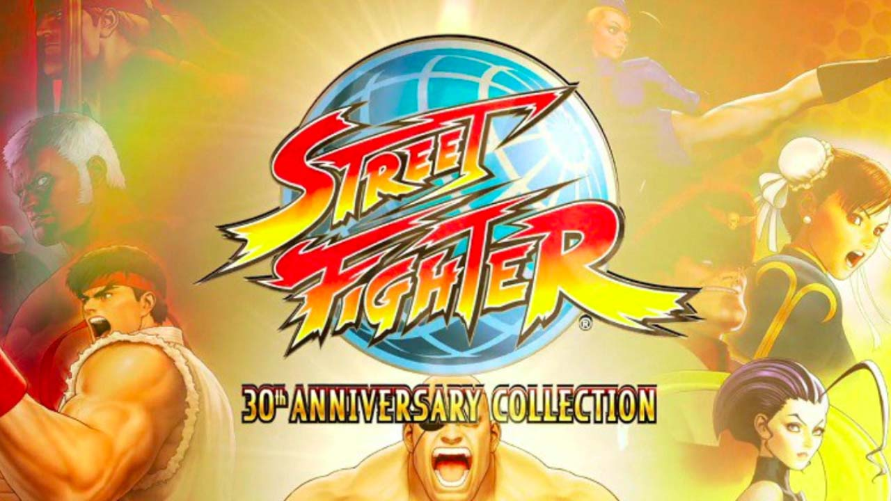 Some Japanese Fans Are Upset About Street Fighter 30th Anniversary Collection, For Good Reason