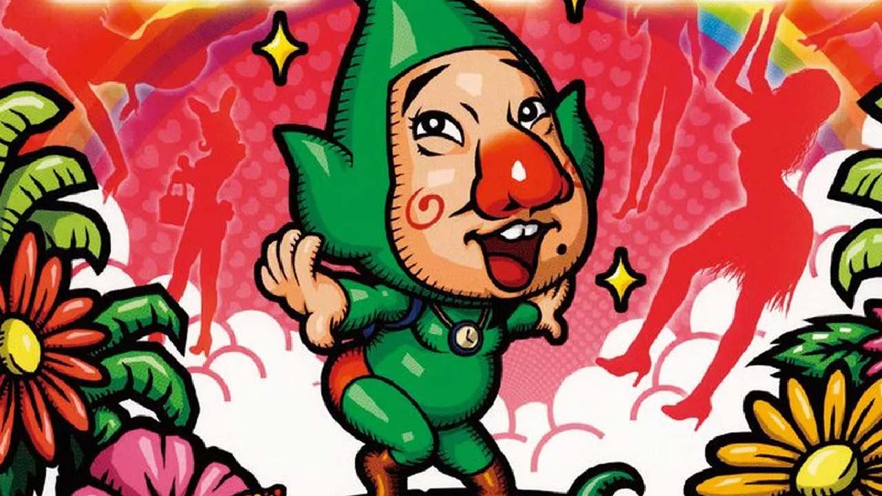 We can now play Tingle's Balloon Trip of Love in English
