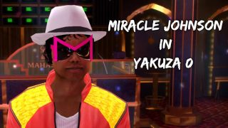 How the Michael Jackson References Work in Yakuza 0's Localization